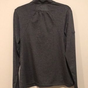 Under Armour Tops - Under Armour Gray Pullover w Moet Hennessy logo